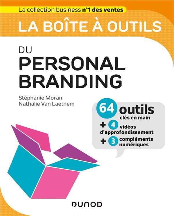 La boîte à outils ; personal branding