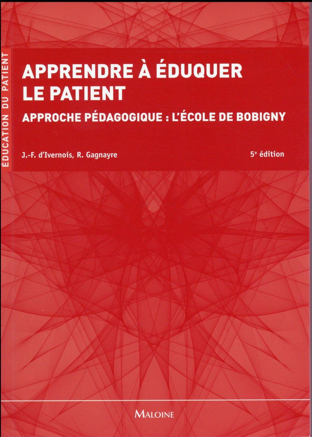 Apprendre a eduquer le patient, 5e ed.