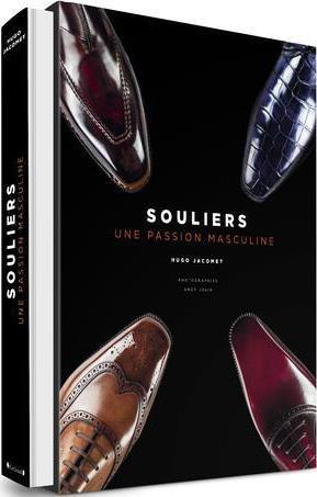 Souliers, une passion masculine