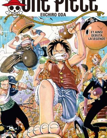 One Piece - édition originale t.12 ; et ainsi débuta la légende