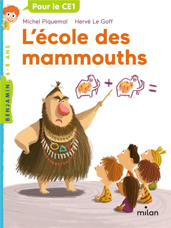 L'ECOLE DES MAMMOUTHS XXX