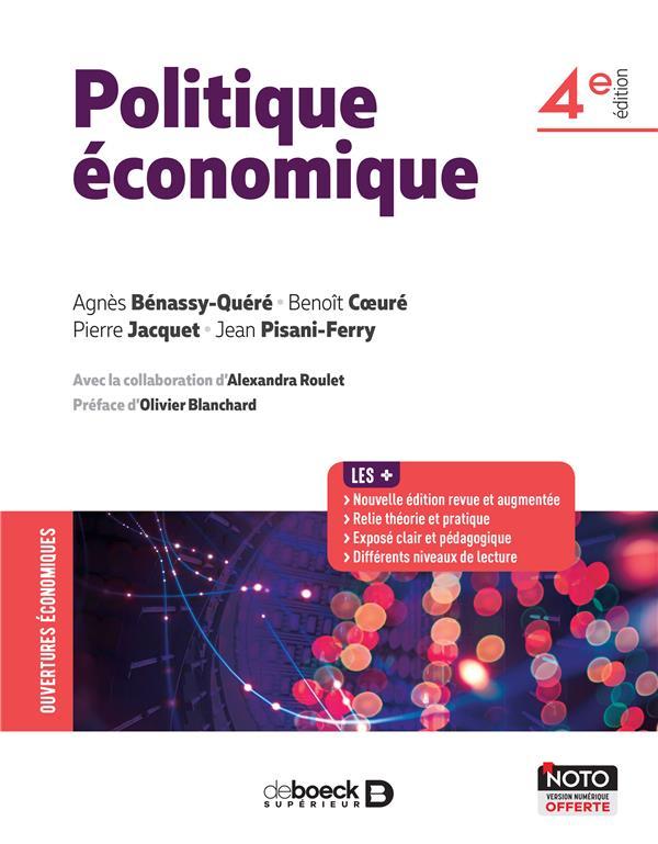 Politique économique (4e édition)