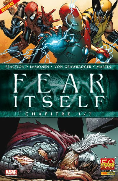 Fear Itself T.1