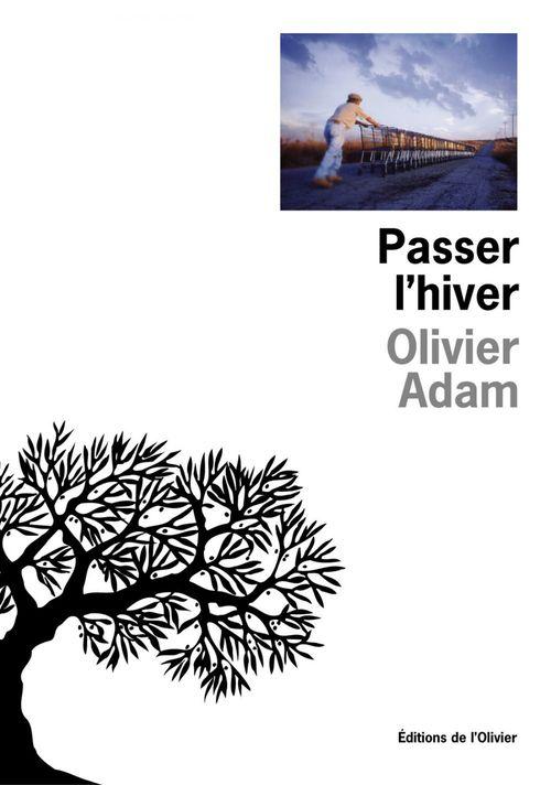 Vente EBooks : Passer l'hiver  - Olivier Adam