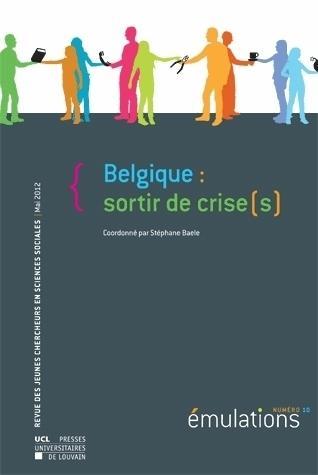 Belgique:sortir de crise(s)