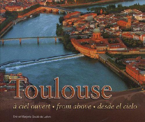 Toulouse à ciel ouvert / from above / desde el cielo