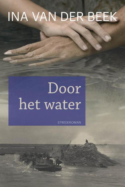 Door het water