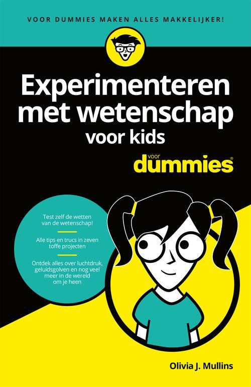 Experimenteren met wetenschap voor kids voor Dummies
