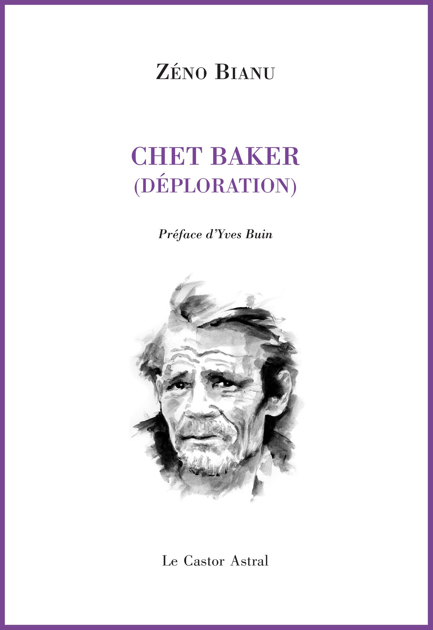 Chet Baker (déploration)