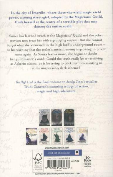 High Lord ; The Black Magician Trilogy: Book 3