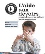 Vente EBooks : Aide aux devoirs  - Christine Schilte - Marcel RUFO