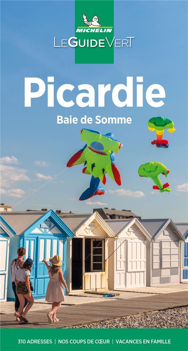 le guide vert ; Picardie, Baie de Somme (édition 2021)