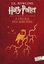 Couverture de Harry Potter - T899 - Harry Potter A L'Ecole Des Sorciers