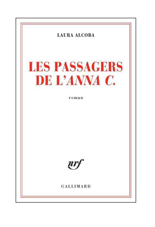 Les passagers de l'Anna C.