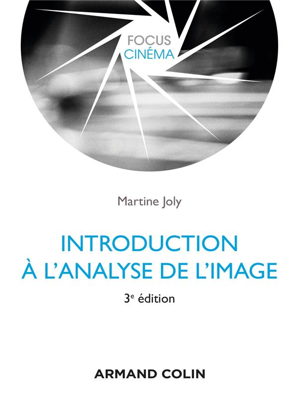 Introduction à l'analyse de l'image (3e édition)
