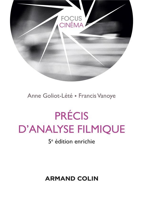 Précis d'analyse filmique (5e édition)