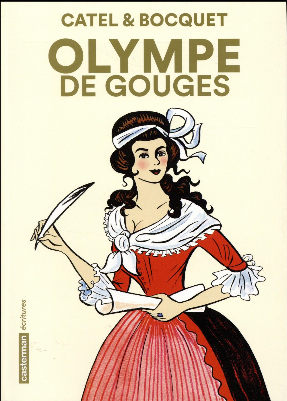 OLYMPE DE GOUGES Catel