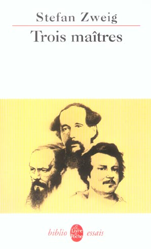 trois maîtres