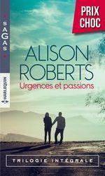Vente Livre Numérique : Urgences et passions  - Alison Roberts