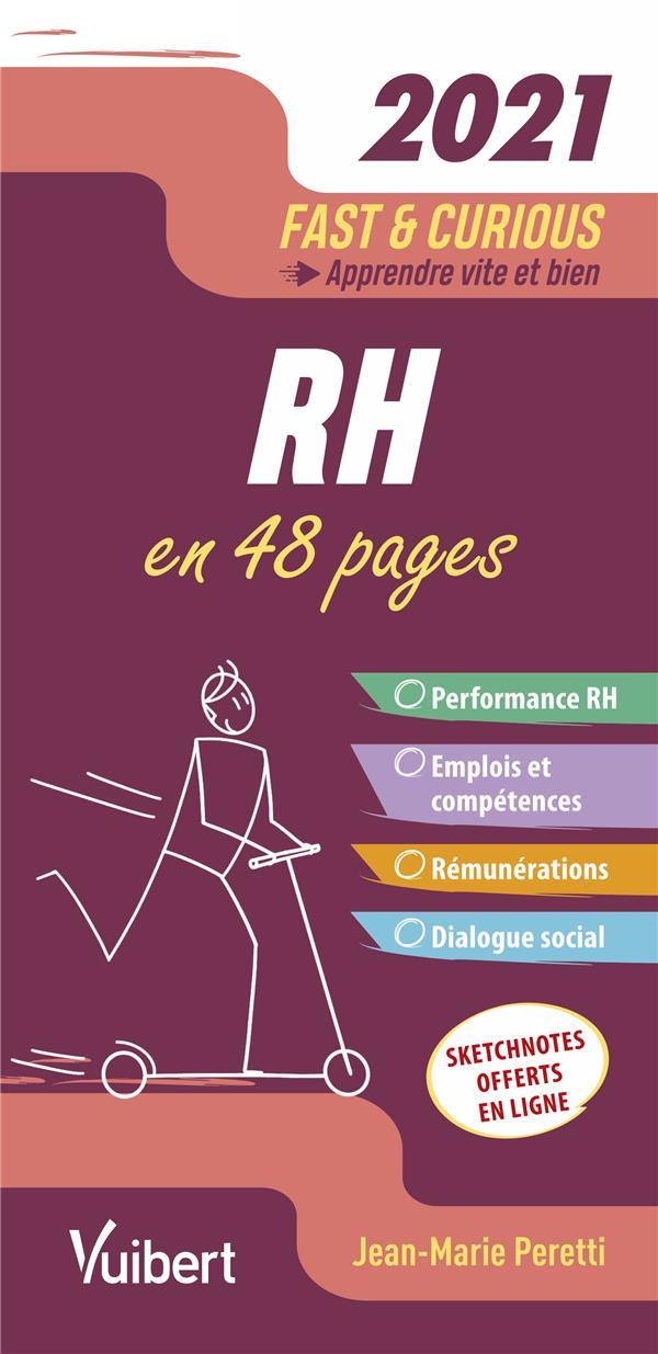 fast & curious ; RH ; apprendre vite et bien (édition 2021)