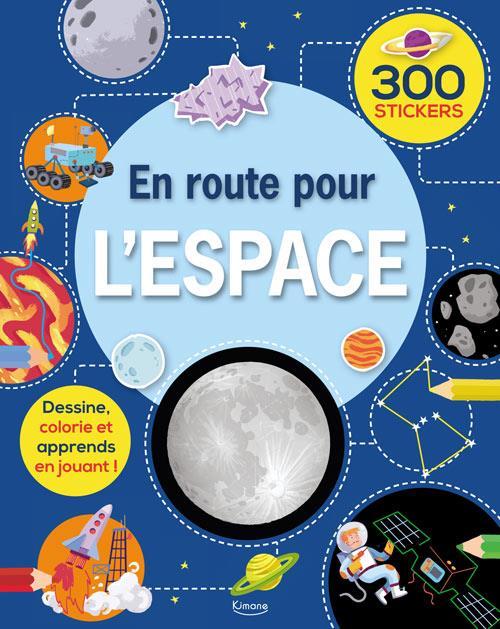 En route pour l'espace (coll. l'incroyable voyage)