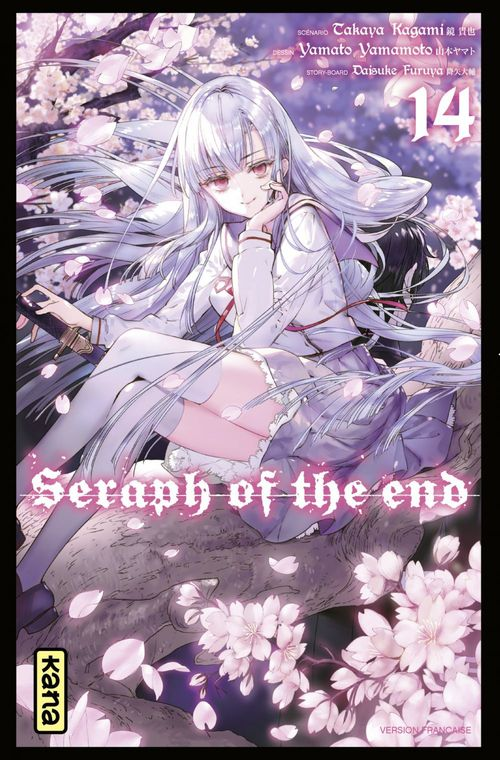 Seraph of the end T.14