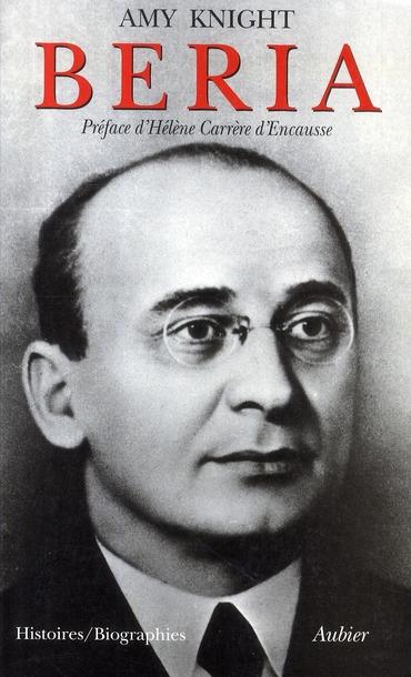 Beria - le bras droit de staline