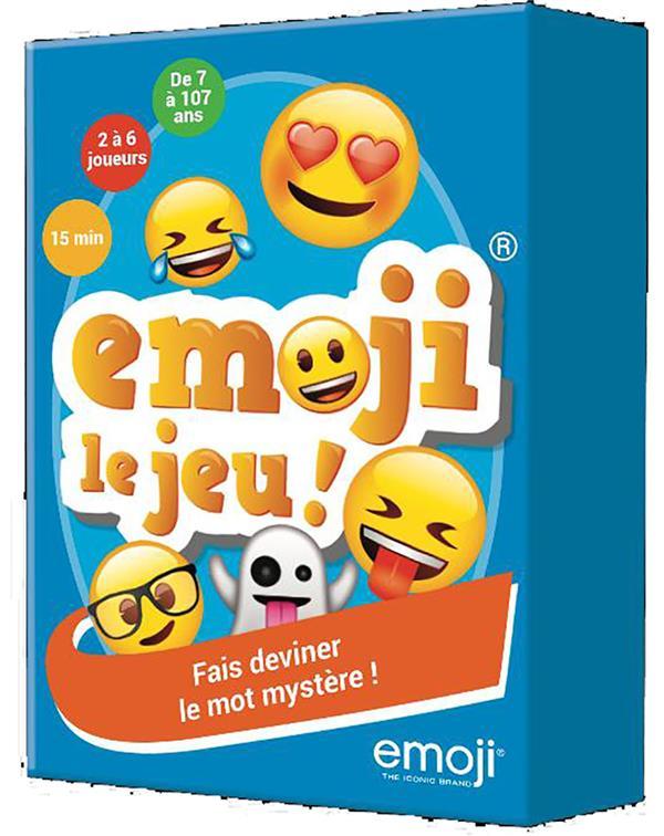Emoji  mon jeu de cartes