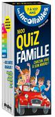 LES INCOLLABLES  -  QUIZ FAMILLE (EDITION 2019)
