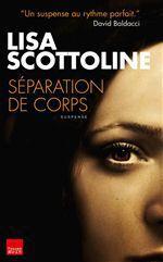 Vente Livre Numérique : Séparation de corps  - Lisa Scottoline