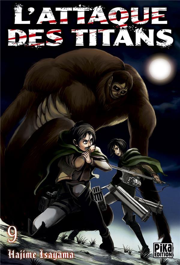 l'attaque des titans t.9
