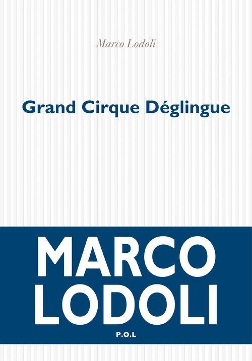 Grand cirque déglingué