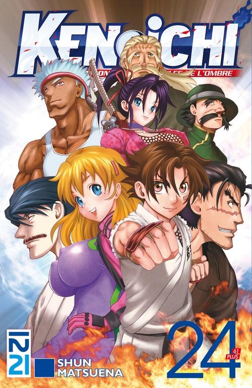 Ken-Ichi - saison 2 ; les disciples de l'ombre T.24