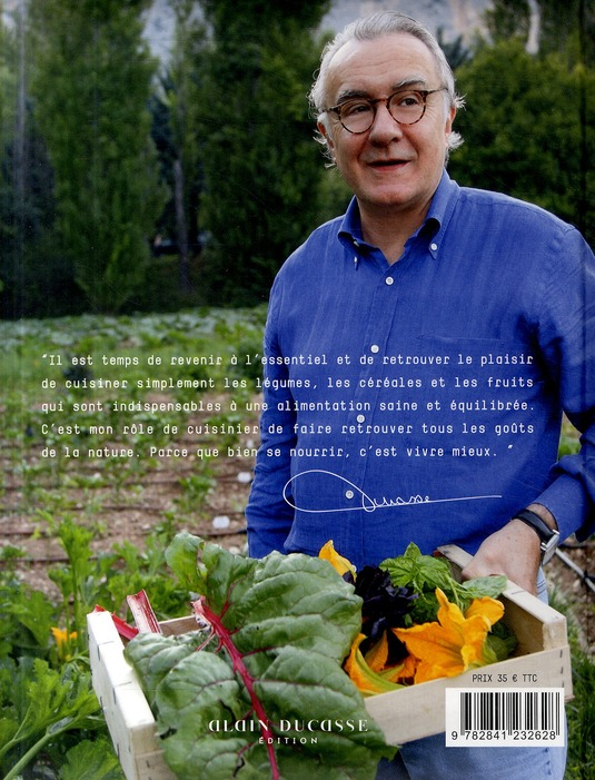 Nature ; simple, sain et bon ; 190 recettes réalisées par Christophe Saintagne
