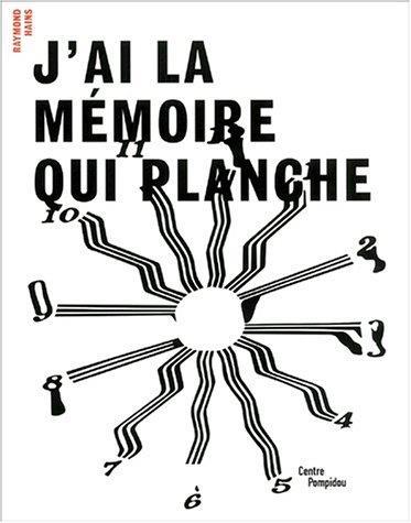 Raymond Hains ; j'ai la mémoire qui planche