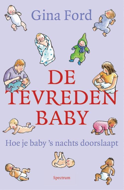 De tevreden baby – Gina Ford – ebook  0 Spectrum