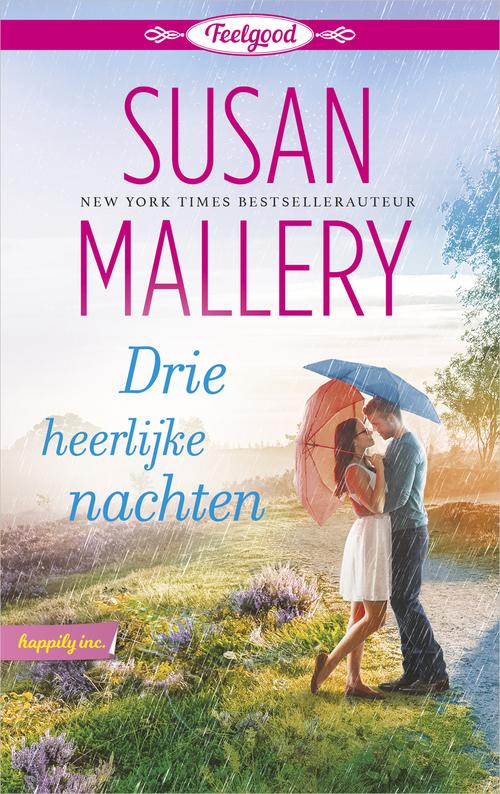 Drie heerlijke nachten - Susan Mallery - ebook
