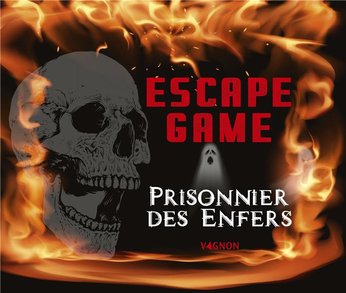Escaper game ; prisonnier des enfers