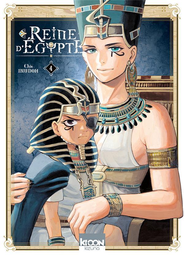 Reine d'Egypte t.4