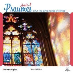 PSAUMES POUR LES DIMANCHES ET FETES ANNEE A - LECOT