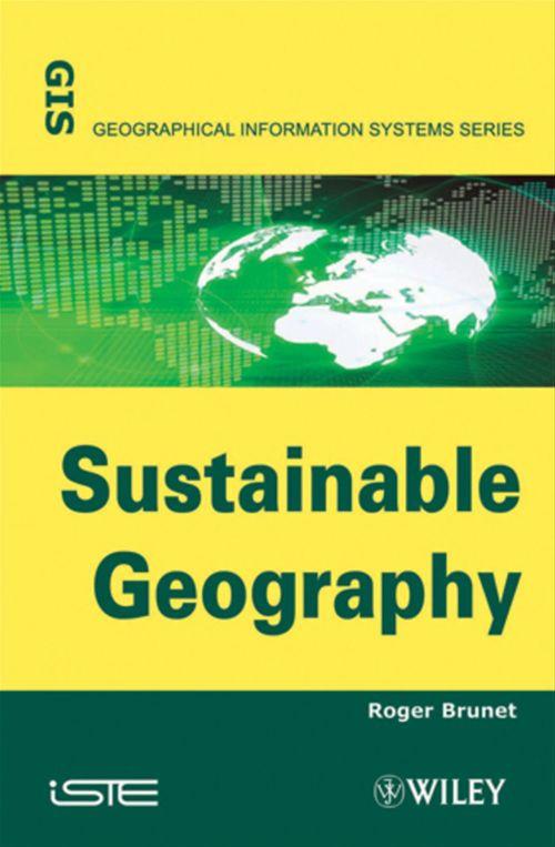Sustainable geography hardback