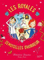 Vente EBooks : Les Royales Baby-Sitters - Tome 2 - Les Royales Demoiselles d'horreur  - Clémentine BEAUVAIS