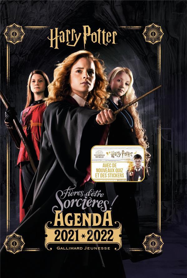 Agenda Harry Potter : fières d'être sorcières ! (édition 2021/2022)