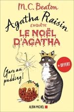 Vente EBooks : Le Noël d'Agatha - nouvelle inédite Agatha Raisin  - M. C. Beaton