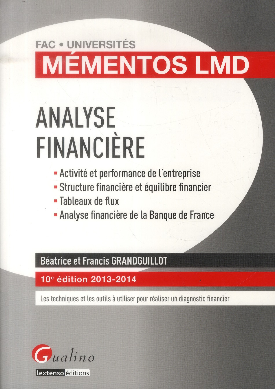 Analyse Financiere (10e Edition)
