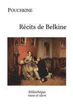 Vente Livre Numérique : Récits de Belkine  - Alexandre Pouchkine