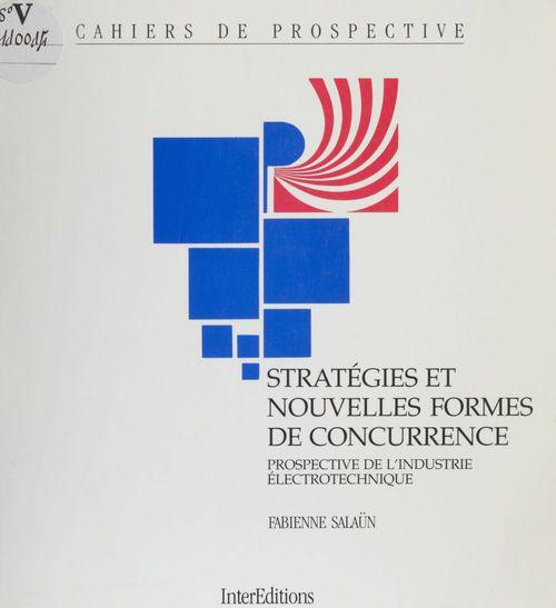Strategie et nouvelle forme de concurrence