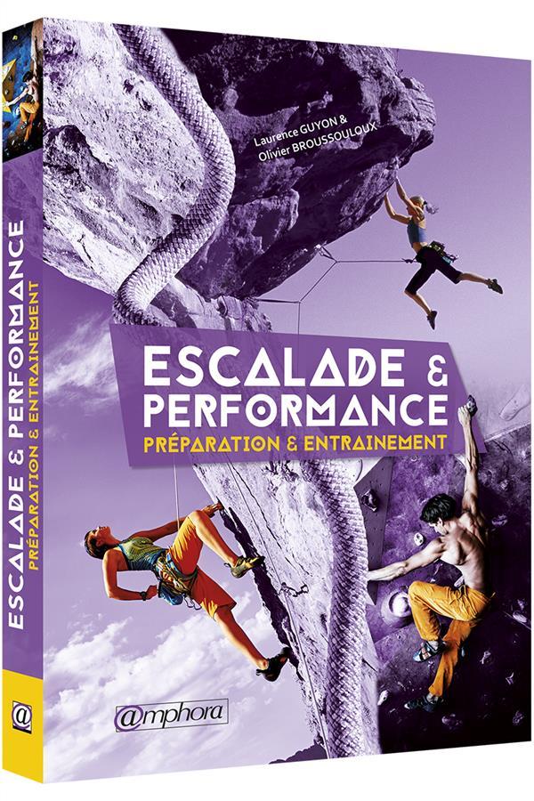escalade et performance ; préparation et entraînement