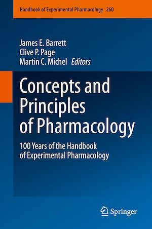 Concepts and Principles of Pharmacology