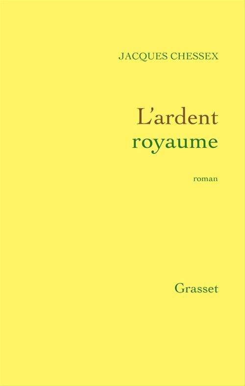 L'ardent royaume
